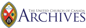 The United Church of Canada Archives
